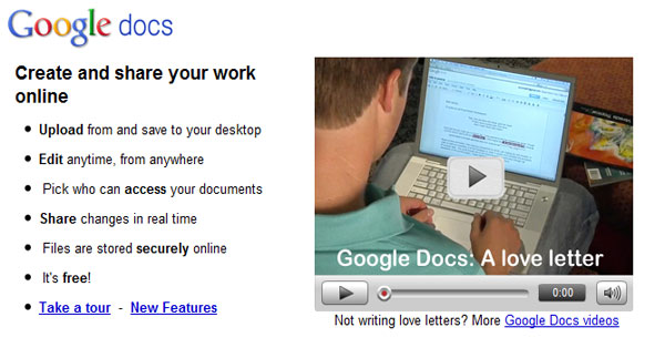 Google Docs - Алатка за соработка