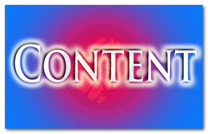 Содржина - Маркетинг средство